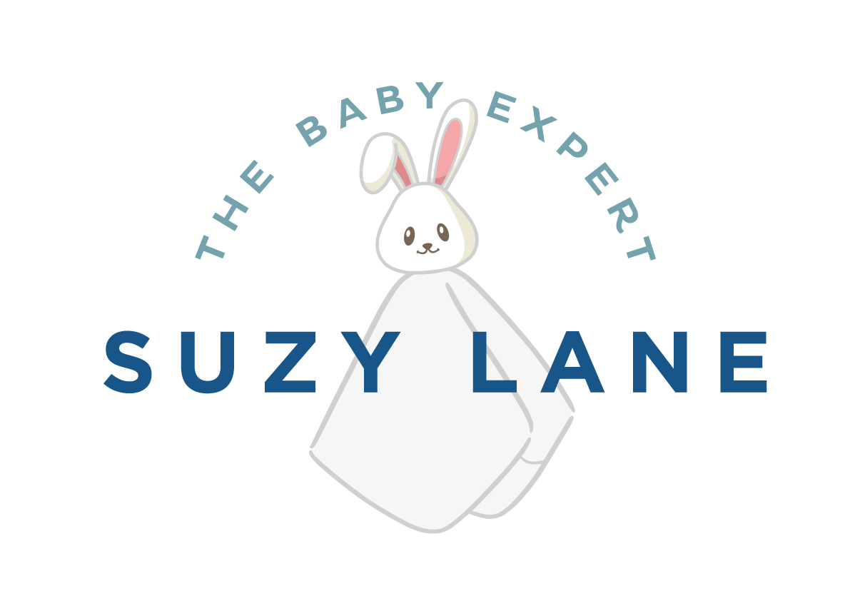 Suzy Lane - The Baby Expert Logo