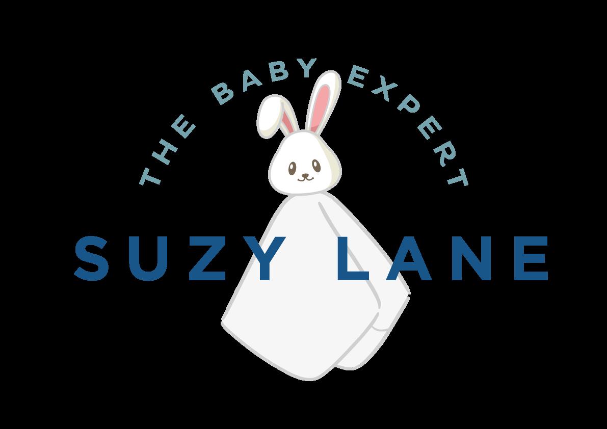 Suzy Lane - The Baby Expert Logo